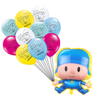 Pocoyo Balloons Cart...