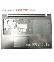 New Original For laptop Lenovo Z500 P500 Palmrest Upper Case Keyboard Bezel Cover With Touchpad AM0SY000300 00202121