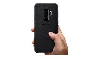 Image 3 - オリジナルサムスンアルカンタラファッション電話ケースカバーfundas coque 4サムスンギャラクシーS9 G9600 S9 + S9プラスg9650