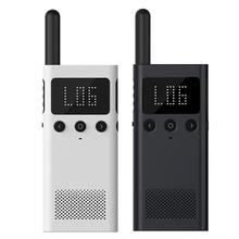 Xiaomi Mijia Smart Wireless FM Radio Walkie Talkie Radio Hf Transceiver Radio Station Communicator Support Bluetooth Earphone