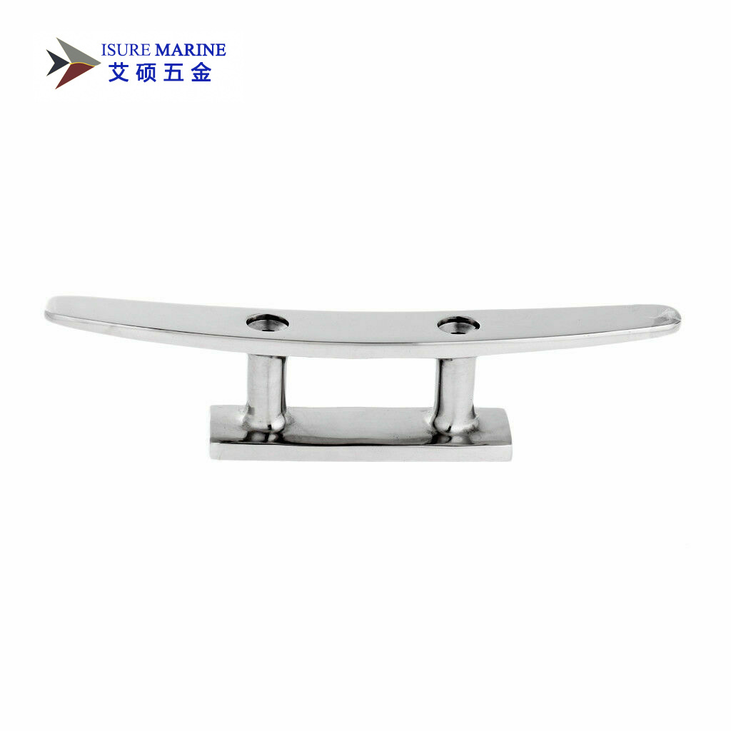 One-piece Suo Shuan 4-5-6-8-10-Inch Stainless Steel 316 Boat-tying Column Fiberglass Fishing Boats Leisure Boats Hardware Access