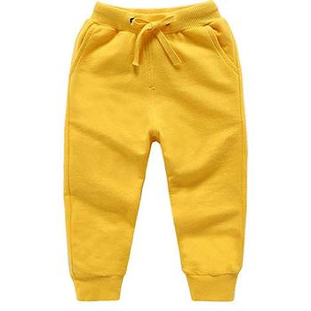 5 pieces Unisex Kids Solid Pants Toddler Baby Bottoms Active Sweatpants Harem Pants  Cargo Pants