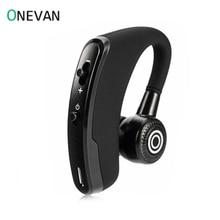 V9 Handsfree Wireless Bluetooth Earphones Noise Control Business Wireless Headset