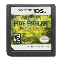 Игровой картридж DS, карточка с эмблемой огня, версия для США, английская версия для Nintendo DS 3DS 2DS