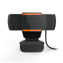 A870 USB Webcam 1080P /720P/480P Web Camera Built in Sound Gaming Microphone for Online Lesson Desktop Computer Camera