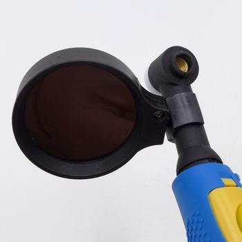 Tig Torch Mirror Welding Helmet Lens Filter Welding Glass for QQ-150 WP-9 WP-17 WP-18 WP-26 Tig Torch Not Included 18 pcs tig welding torch gas lens kit wp 17 wp 18 wp 26 wl20 0 04 1 16 3 32