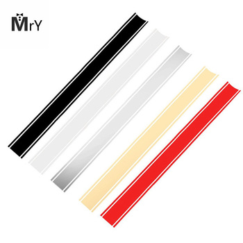 1pcs 50 x 4.5 cm Motorcycle Tank Cowl Vinyl Stripe Pinstripe Decal Sticker For Cafe Racer Moto car styling high quality image