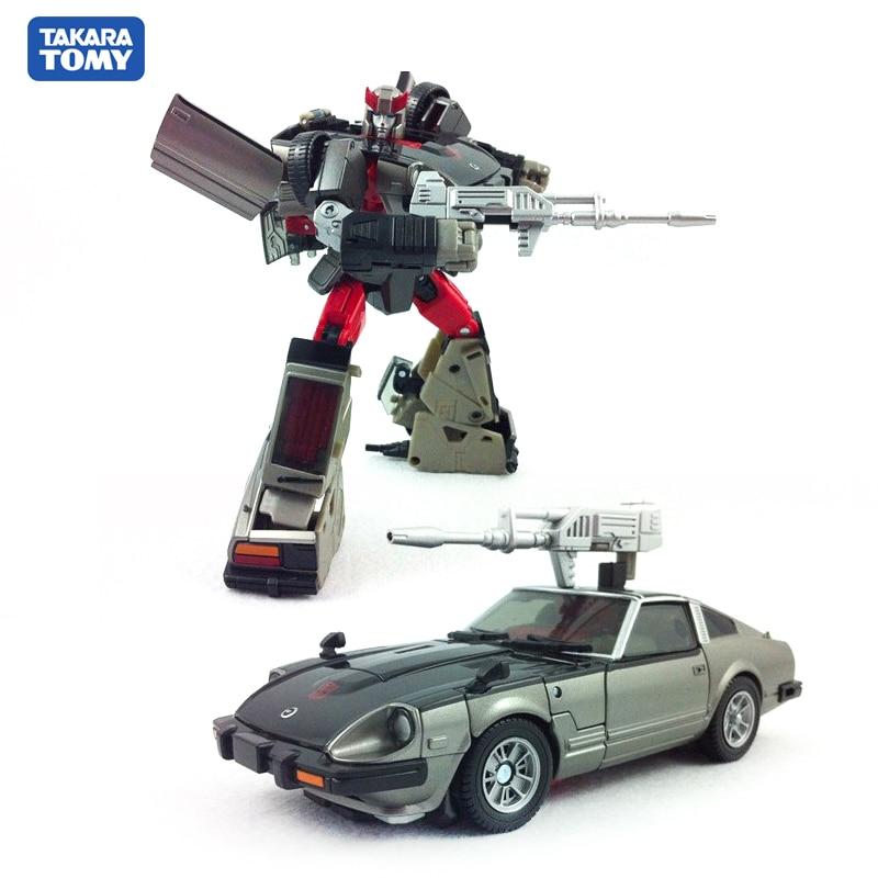 TAKARA TOMY Transformatie MP18 Auto Metalen Deel 14 Cm Streak Ko Autobots Action Figure Vervorming Robot Kinderen Gift Speelgoed