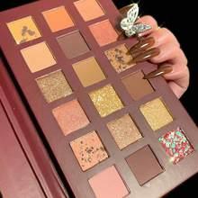 Palette de fards à paupières 18 couleurs, maquillage mat, imperméable, paillettes, longue durée, brillant, cosmétiques coréens, nouveau, TSLM1