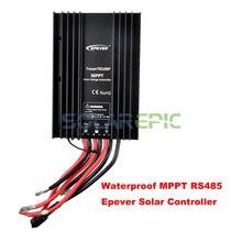 Epever 30A MPPT Солнечный Контроллер заряда 12 В/24 В Водонепроницаемый регулятор TracerBP 30A литиевая батарея MPPT контроллер 100 в PV вход