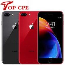 Apple – téléphone portable iPhone 8 plus 64 go/256 go, Hexa Core, 3D Touch ID, LTE, WIFI, 12 mp, 4.7 pouces, empreintes digitales, Original