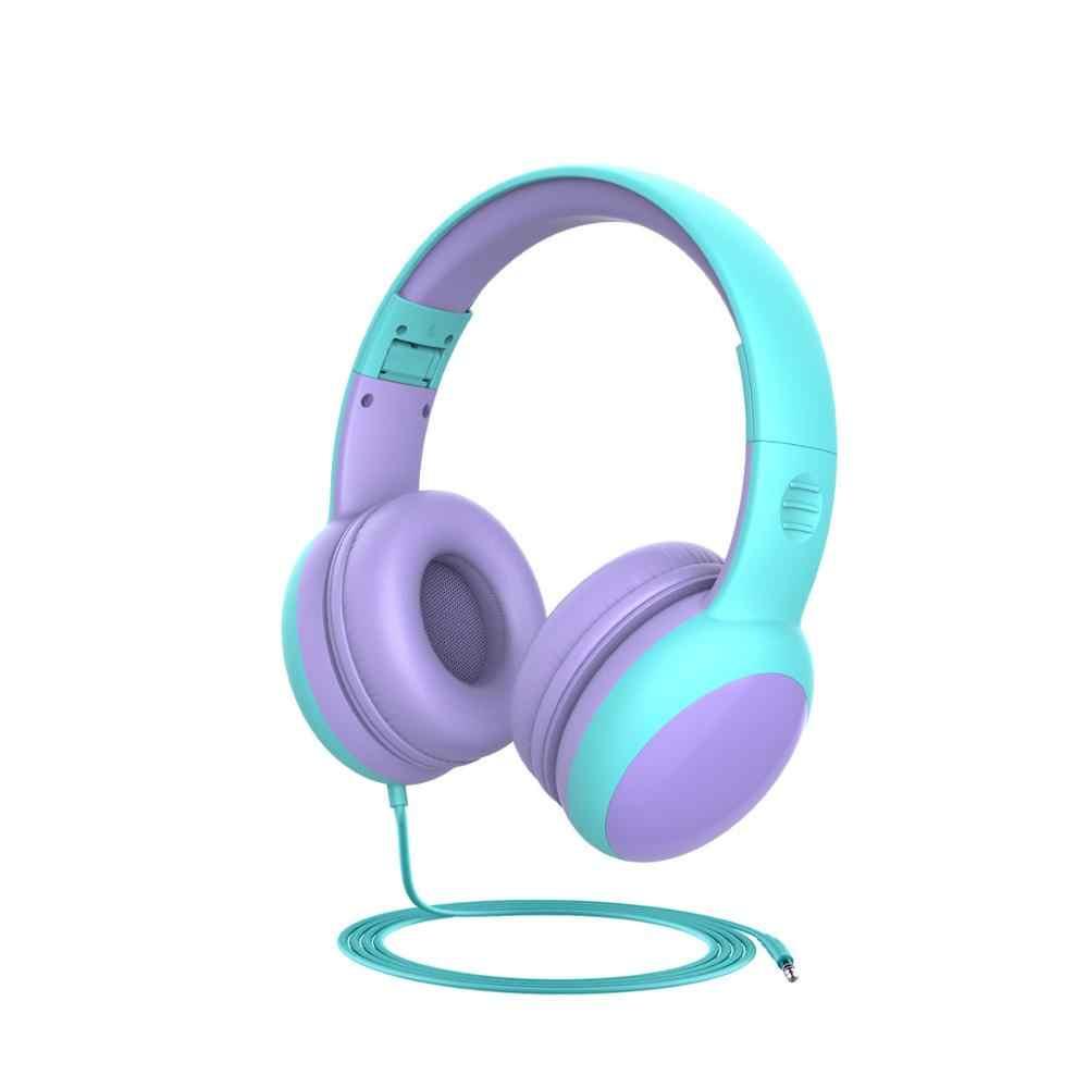 折りたたみステレオ casque オーディオ heaphone 3.5 ミリメートル有線ヘッドビッグゲーマー mic 、 fone のデ ouvido
