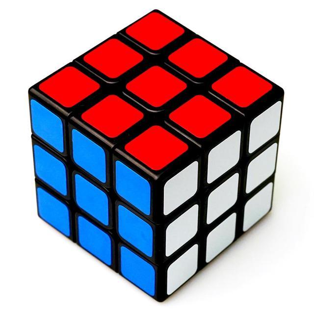 Qiyi 2X2 קסם קוביית 3x3 מקצועי Cubo Magico 2x2x2 מהירות קובייה כיס 3x3x3 פאזל קוביות צעצועים חינוכיים לילדים