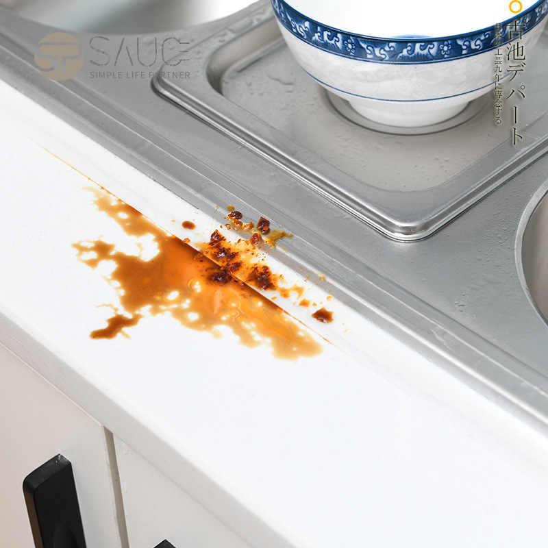 יפן SP שקוף אקריליק עמיד למים קלטת מטבח עמיד למים לעצב ולחות הוכחה דבק קלטת כיור חריץ Antifouling
