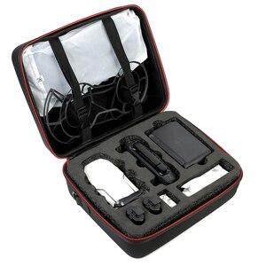 Image 1 - Mavic حقيبة صغيرة المحمولة حقيبة حقيبة التخزين صندوق حقيبة يد ل dji mavic صغيرة ملحقات طائرة بدون طيار