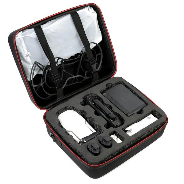Mavic حقيبة صغيرة المحمولة حقيبة حقيبة التخزين صندوق حقيبة يد ل dji mavic صغيرة ملحقات طائرة بدون طيار