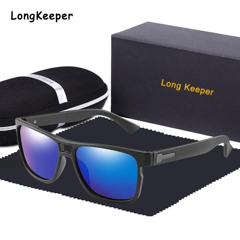 US $8.92 40% OFF|Brand Design Polarized Sunglasses Classic Men Women Coating Mirror Driving Sun Glasses Eyewear Shades Oculos de sol with Box|Women's