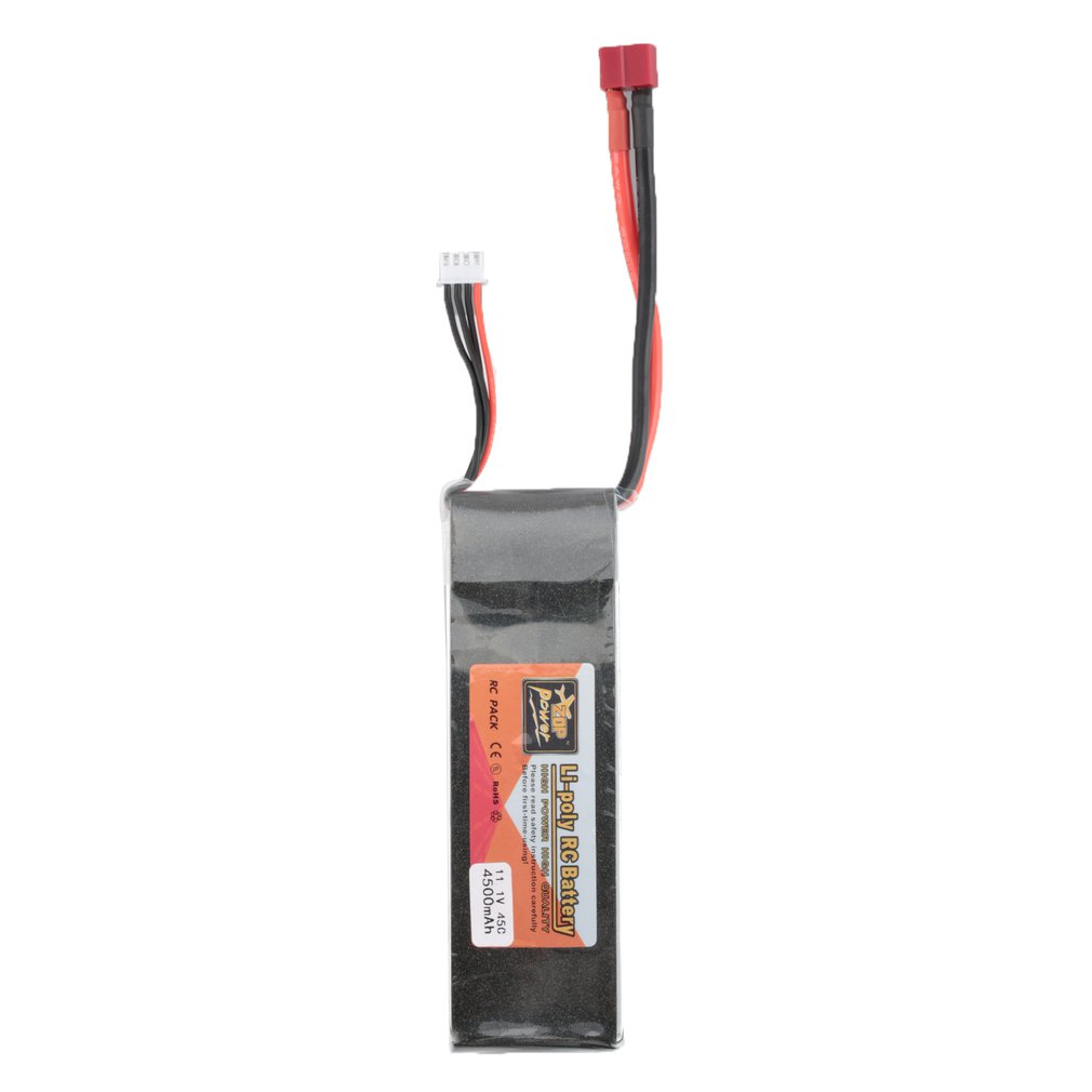 hot ZOP Power 14.8V/11.1V/7.4V/ 5000mAh/4500mAh/1300mAh/1500mAh/<font><b>3500mAh</b></font>/6000mAh 60C <font><b>4S</b></font> 1P <font><b>Lipo</b></font> Battery XT60 Rechargeable image