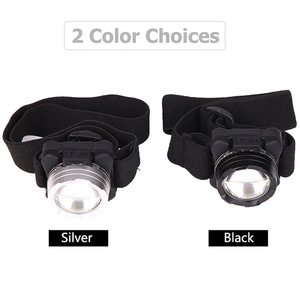 Image 5 - Brightest Headlamp USB Headlight COB LED Head Lamp Rechargeable Head Light Waterproof with Built in Battery White Red Lighting