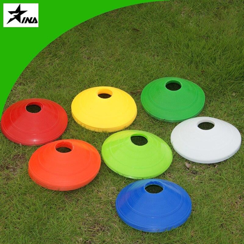 Тренировочный знак для футбола дисковый знак конусные препятствия футбольное тренировочное оборудование