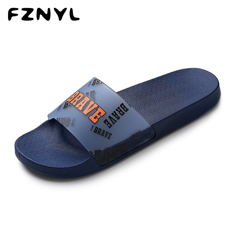 FZNYL 2020 New Arrival Luminous Fashion Slippers Men Women Fluorescent Outdoor Beach Shoes Summer Indoor Slides Home Slipper