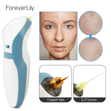 Plasma Freckle Dark Spot Removal Needle Eyelid lifting Pen Skin Care Tattoo Remove Beauty Tool  Wrinkle Removal Needles