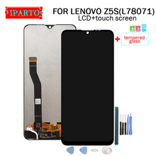 6.3 Inch Voor Lenovo Z5S Lcd scherm + Touch Screen Digitizer Vergadering 100% Originele Nieuwe Lcd + Touch Digitizer Voor z5S (L78071)