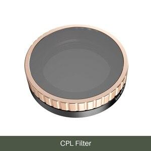 Image 2 - ホット Ulanzi CPL ND フィルター dji Osmo アクション ND8 ND16 ND32 ND64 光学ガラスアクションカメラレンズフィルター osmo ためアクション