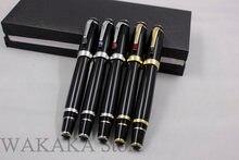 Wakaka mon – stylo à encre Gel à rouleau en pierre, stylo à encre blanche, livraison gratuite