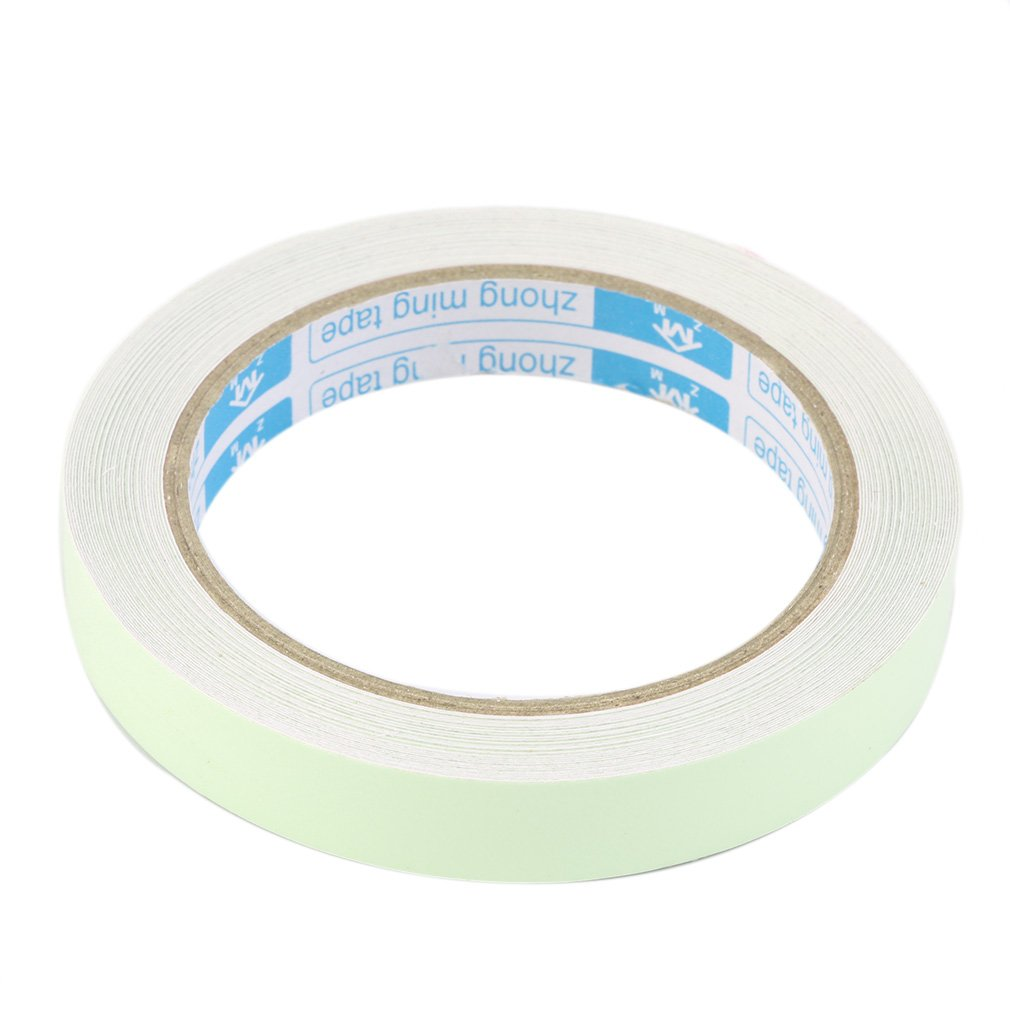 safety effects Scenic Products 10m luminous Glow-in-the-dark gaffa tape
