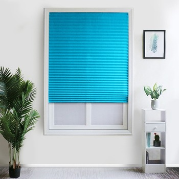 Self-Adhesive Pleated Blinds 2