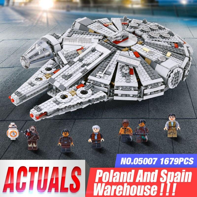 Estrela Plano Série 05007 Força Desperta Star Destroyer Lutador Blocos de Construção Compatíveis com 75105 Meninos Kits de Brinquedos Presentes de Natal