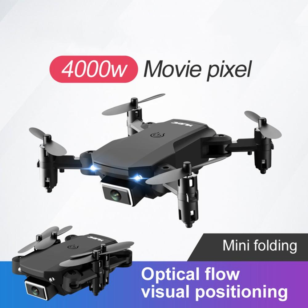 S66 Mini Drone Quadcopter FPV WIFI Drones With Dual Camera HD RC Helicopter Folding Professional Four-axis Aircraft Quadcopter