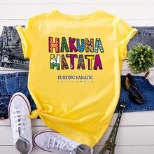Cotton New Women T-shirts Casual Harajuku Love Printed Tops