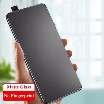 Vidrio mate esmerilado para Huawei P Smart Z, Protector de pantalla de vidrio templado para Huawei P Smart Plus Pro 2019, vidrio Protector