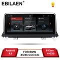 EBILAEN Android 9,0 reproductor de DVD para coche para BMW X5 E70/X6 E71 (2007-2013) CCC/CIC unidad del sistema PC Android navegación Multimedia IPS