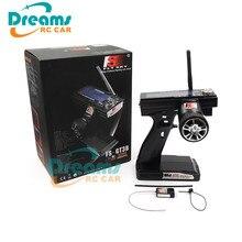 цена на SPECIAL OFFER Flysky FS GT3B FS-GT3B 2.4G 3ch RC System Gun remote control transmitter & receiver For RC Car RC Boat