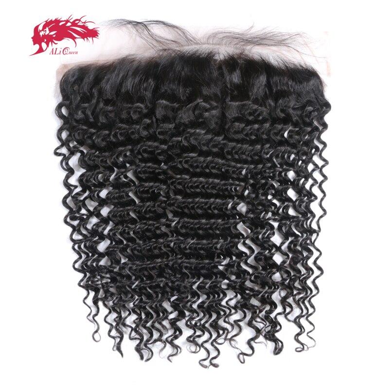 Ali rainha pacotes de cabelo com frontal