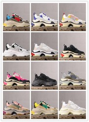 Men Shoes High Quality Six-layer combination outsole Casual Walking Shoes Breathable Platform Sneakers Heightening Women shoes