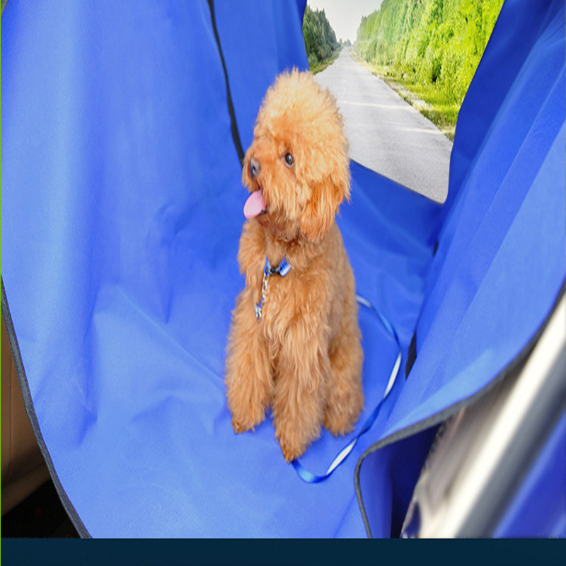 Pet Dog Carrier Car Seat Pat Oxford Fabric Waterproof Dog Cat Car Seat Cover Carrier Puppy Mat Hammock Cushion Protector in Dog Carriers from Home Garden