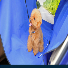 Pet Dog Carrier Car Seat Pat Oxford Fabric Waterproof Dog Cat Car Seat Cover Carrier Puppy Mat Hammock Cushion Protector luxury foldable oxford waterproof pet dog car back seat cover pad blanket suv cat hammock car protector puppy products yzb02