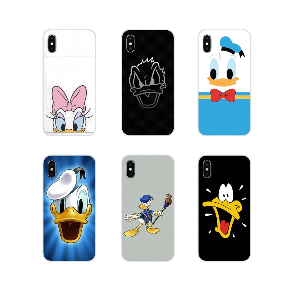 For Oneplus 3 5 6 7 T Pro <font><b>Nokia</b></font> 2 3 5 6 8 9 <font><b>230</b></font> 2.1 3.1 5.1 7 Plus 2017 2018 Donald Duck Accessories Phone Cases <font><b>Covers</b></font> image