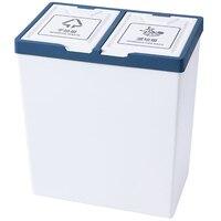 Classified Trash Can Kitchen Trash Bin Bedroom Residual Waste Household Food Waste Rubbish Storage Double Bucket|Waste Bins|   -