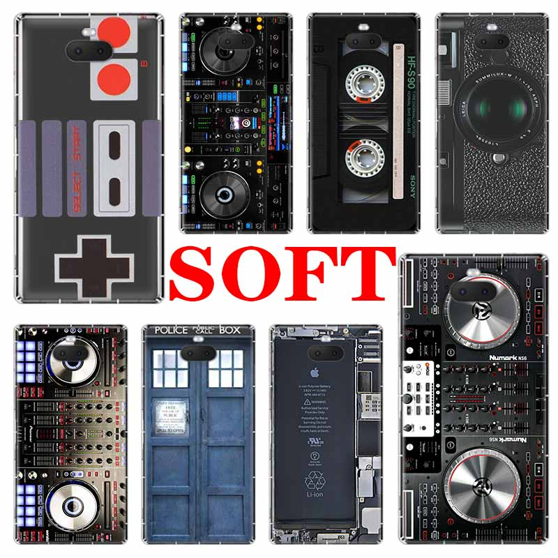Classic Camera <font><b>Battery</b></font> Calculator Soft Phone <font><b>Cases</b></font> For <font><b>Sony</b></font> <font><b>Xperia</b></font> X <font><b>XA</b></font> XA1 XA2 XA3 XZ XZ1 XZ2 XZ3 XZ4 L1 L2 L3 Plus Compeact image