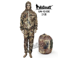 Outdoor camouflage suit for men 3D tactical suit men's military sports as training uniform hunting blade suit