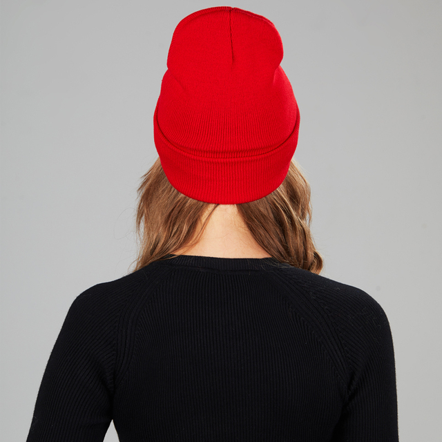 King In-printed Beanie 8