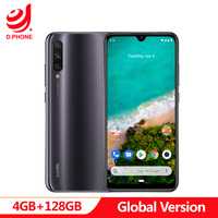 In stock Global Version Xiaomi MI A3 MiA3 4GB 128GB Smartphone 32MP Selfie Android One Snapdragon 665 48MP Camera 4030mAh