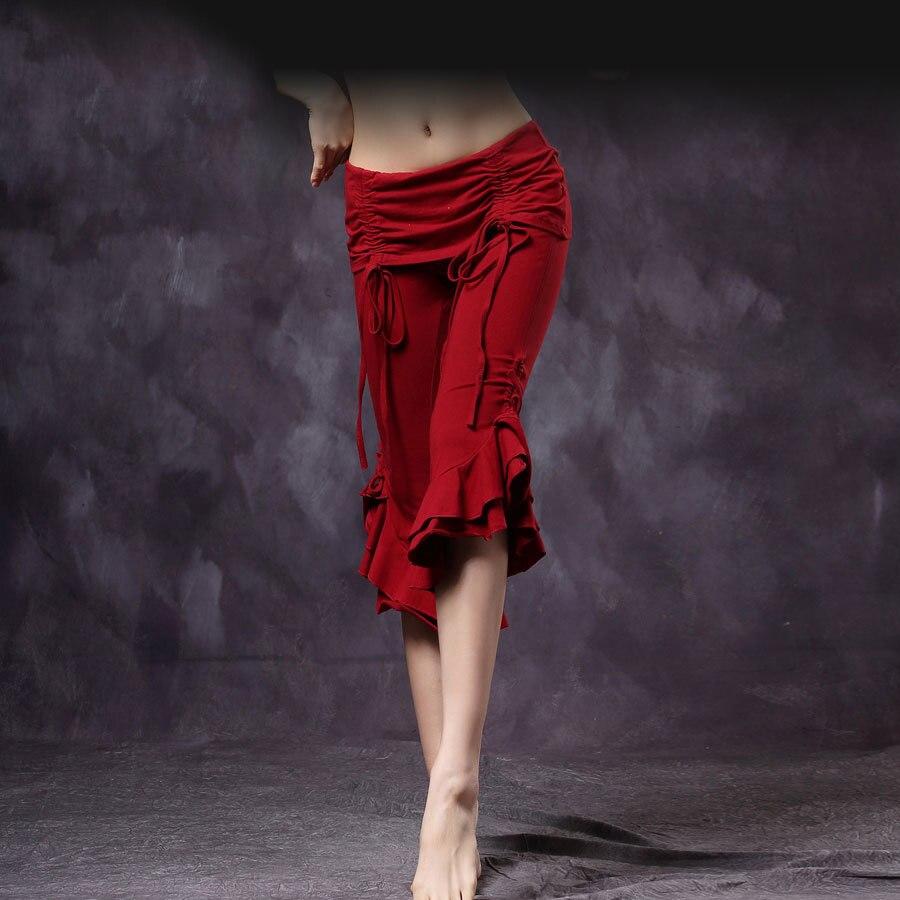 Fashion Adult Women Stage Dance Wear Cropped Trous