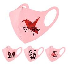 Heist-Mask Mascarilla Money Face-La-Casa-De-Papel Halloween Cosplay Fun Polyester