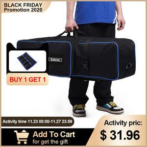 Tripod-Bag Umbrellas Light-Stands Photography-Equipment Studio-Gear Carrying-Case Waterproof
